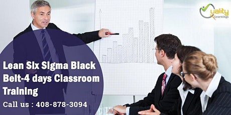 Lean Six Sigma Black Belt Certification Training  in Toronto tickets