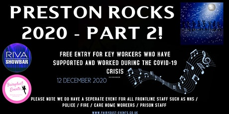 Preston Rocks 2020 -  Part 2 tickets
