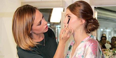 Hannah Martin's Delamar Academy online bridal make-up masterclass tickets