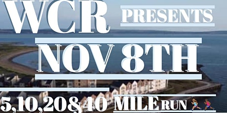 WCR 5,10,20 & 40 Mile Race tickets