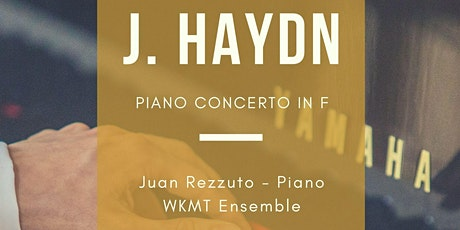 HAYDN PIANO CONCERTO IN F by Juan Rezzuto tickets