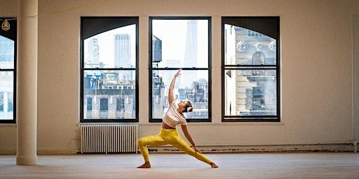 Mind Body Glitter Yoga