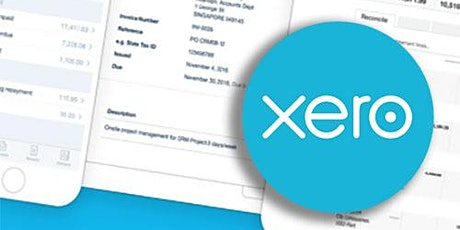 Introduction to Xero - Online Training on Zoom tickets