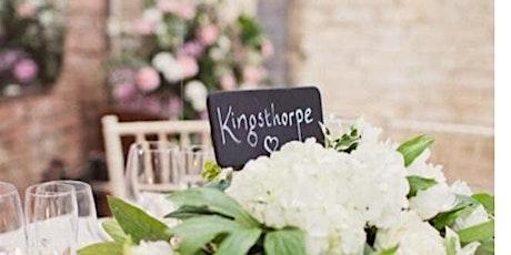 Kingsthorpe lodge Wedding Fair tickets
