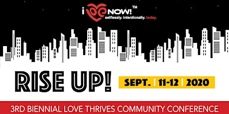Love Thrives Community Conference 2020 tickets