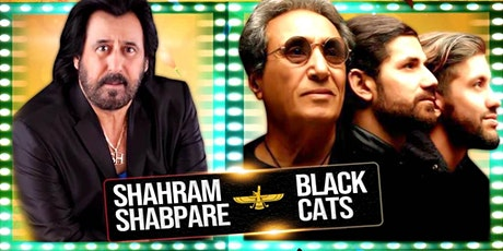 Canceled: 9th Annual Sizdah Bedar - Ft. Shahram Shabpareh and Black Cats tickets