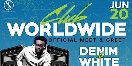 Club Worldwide Official Meet & Greet tickets