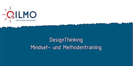 DesignThinking Mindset- und Methodentraining tickets