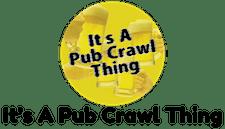 Its A Pub Crawl Thing - HTX logo
