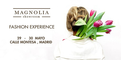 Magnolia Showroom Pop up, Edición de primavera entradas