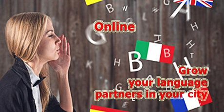 Language Partners Online tickets