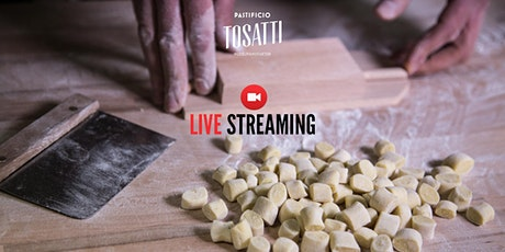Corso di pasta gratuito in diretta streaming - Giovedì gnocchi... online! biglietti