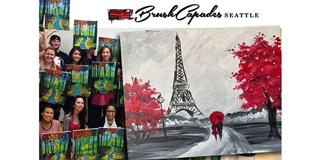 ONLINE Painting Class: Paris in Springtime! (07-10-2020 starts at 4:00 PM) tickets