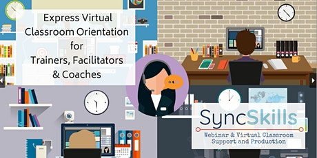 Express Virtual Classroom Orientation with Zoom tickets