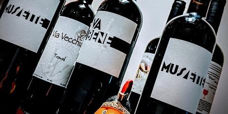 Liquid Lunch - a virtual wine-tasting tickets