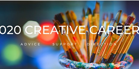 2020 Creative Careers  Online Advice Clinic tickets