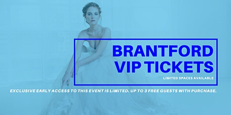 Opportunity Bridal VIP Early Access Brantford Pop Up Wedding Dress Sale tickets