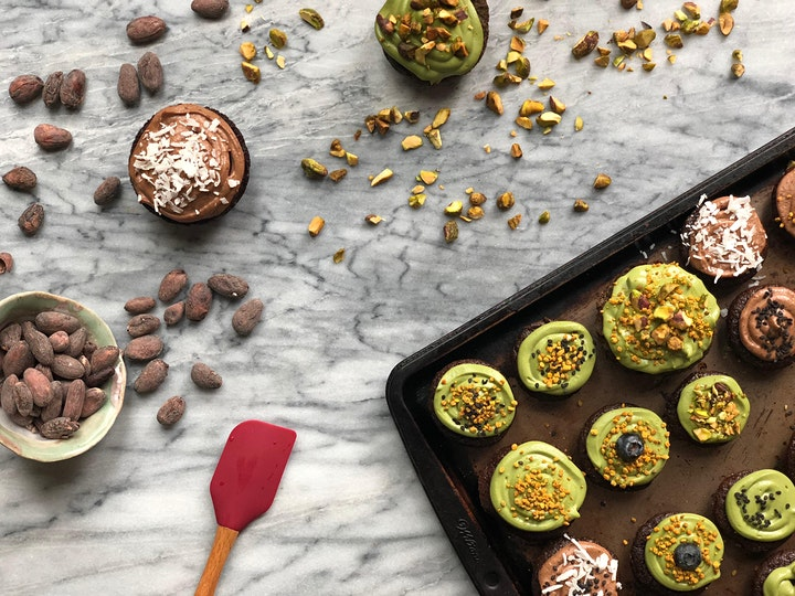 *Virtual* Healthy Dessert Workshop image
