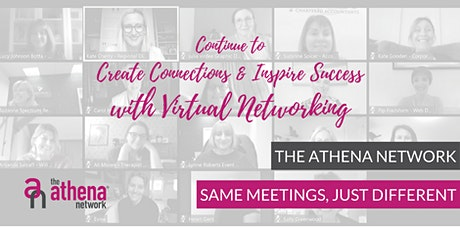 Virtual City Women Execs/Entrepreneurs Networking Meeting (Bank) tickets