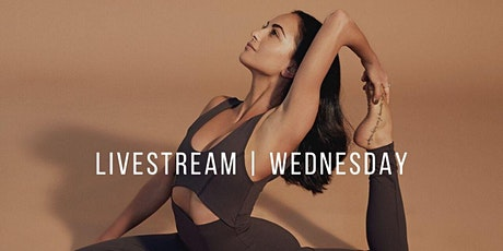 WEDNESDAY | LIVESTREAM STAY HOME YOGA WITH BEE BOSNAK tickets