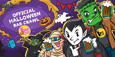 Official Halloween Bar Crawl | Raleigh, NC - Bar Crawl Live tickets