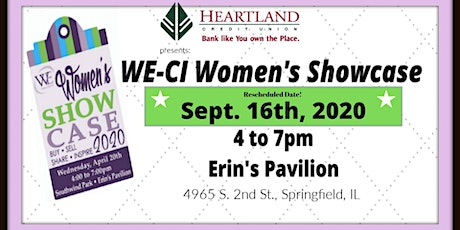 We-Ci's Annual Women's Business Showcase 2020 tickets