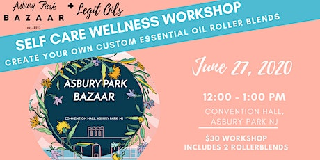 Self-Care Workshop: Essential Oil Roller Blends tickets