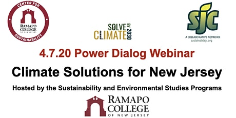 Online Forum: Solve Climate By 2030 + SJC Meetup tickets