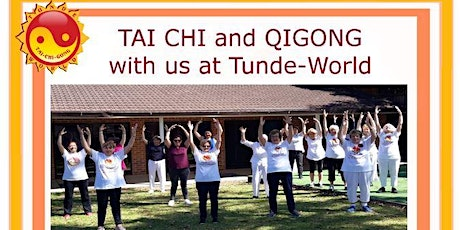 Tunde-World offers MEDITATION through practice online Tai chi and Qigong tickets
