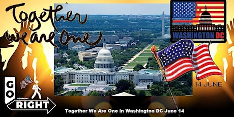 Together We Are One Rally In Washington DC June 14 tickets