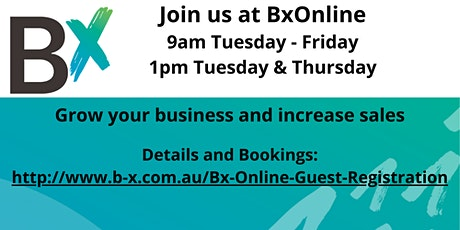 BxNetworking Belconnen ACT - Business Networking in Canberra tickets