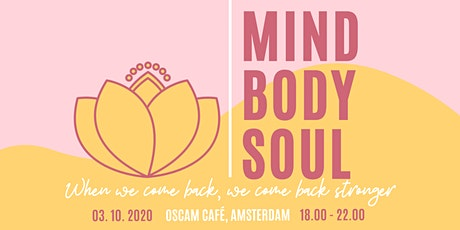 Melaninfinity and Friends || Mind, Body & Soul - Regular tickets