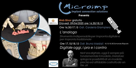 Microimp incontra Bruno Marziali biglietti