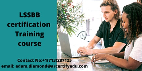 LSSBB Certification Training Course in Birmingham,AL,USA tickets