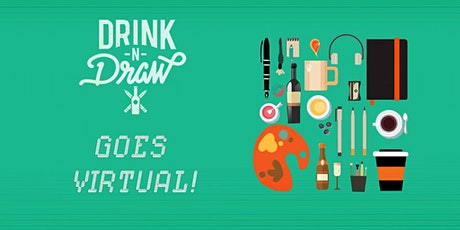 Drink&Draw - 2020 - Zoom Edition Tickets