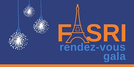 FASRI rendez-vous gala tickets