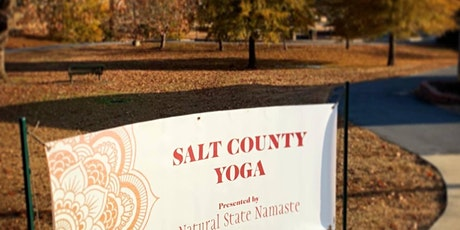 2nd Annual Salt County Yoga Community Park Series tickets
