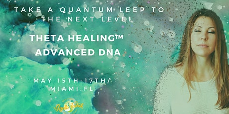 Theta Healing® Advanced DNA tickets