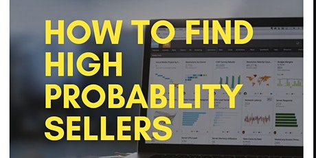 How To Find High Probability Sellers tickets