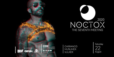 NOCTOX, The Seventh Meeting entradas