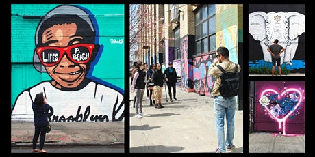 Brooklyn's Virtual Street Art Tour + Drinks & Conversation tickets