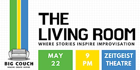 The Living Room - Where Stories Inspire Improvisation tickets