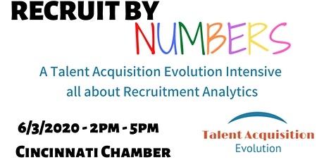 Recruit By Numbers Intensive tickets