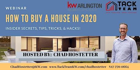 Arlington TX: How to Buy a House in 2020 (Webinar) tickets