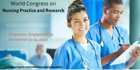15th World Congress on Nursing Practice and Research tickets
