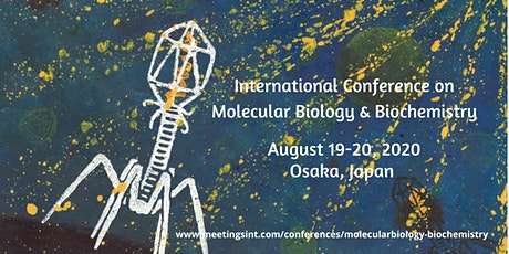 8th International Conference on Molecular Biology & Biochemistry tickets