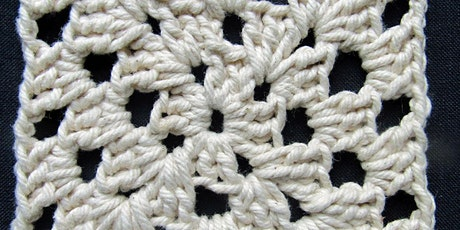 Online Beginners Crochet | Classic Granny Squares Workshop tickets
