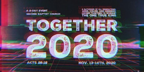 Together Conference 2020 tickets