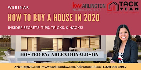 Frisco TX: How to Buy a House in 2020 (Filipino Webinar) tickets