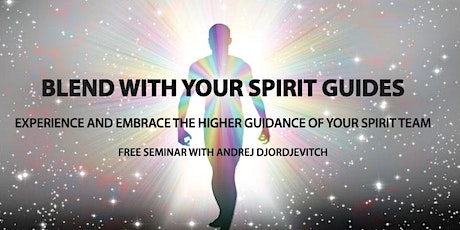 Blend with your Spirit Guides tickets